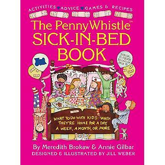 بيني صافرة المرضى في السرير الكتاب -- ماذا تفعل مع الأطفال عندما & apos ؛ إعادة هوم
