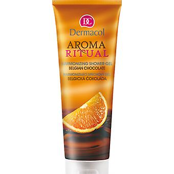 Dermacol  Aroma Ritual Shower Gel - Belgian Chocolate