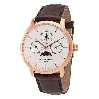 Frederique Constant Slimline Perpetual Automatic Men's Watch 775V4S4