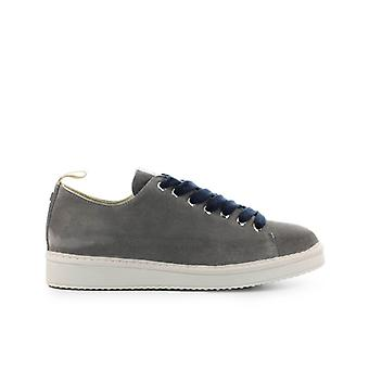 Pànchic Grey Blue Suede Sneaker