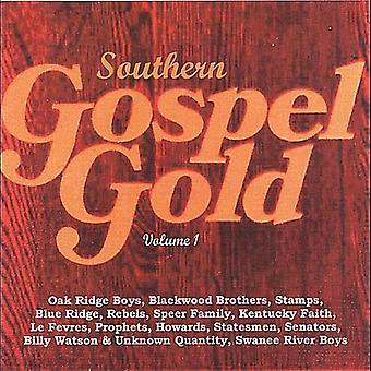 Etelä evankeliumin Gold - Etelä evankeliumin Gold [CD] USA tuoda