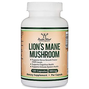 Lion's Mane Mushroom Capsules
