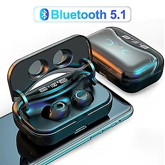 Bluetooth 5.1 Touch Control Draadloze hoofdtelefoons