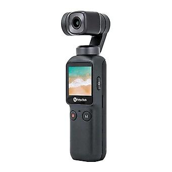 Pocket Action Camera 3 Axis Stabilization 4K 60fps