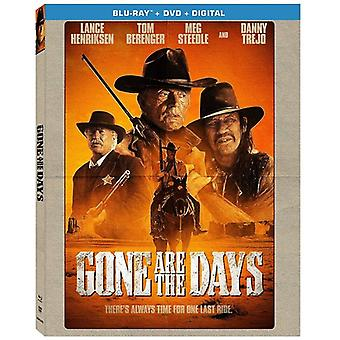 Gone Are the Days [Blu-ray] USA import
