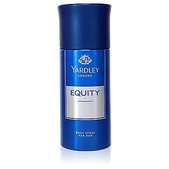 Yardley Equity by Yardley London Deodorant Spray 5.1 oz