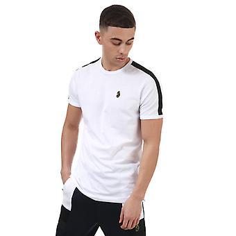 Men's Luke 1977 Trousersnake Tape T-Shirt in White