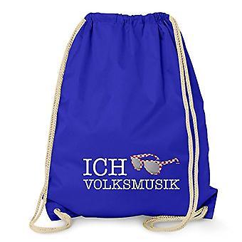 Texlab VEND-172574, Unisex Adult Sports Bag, Marine Blue, 38 cm x 42 cm