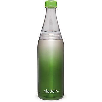 FengChun Fresco Twist Go Thermavac Edelstahl Wasserflasche 0.6L Grün Wasserflasche -