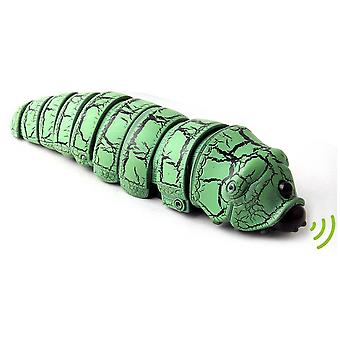 RC Caterpillar Tricky Spoof Reptiles Infrared Remote Control Ghost Bug Electric |RC Animals