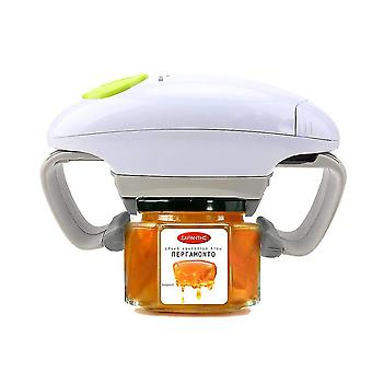 Elektrischer Glasöffner one touch Freisprecheinrichtung automatischer Flaschenöffner für alle Größen cai711