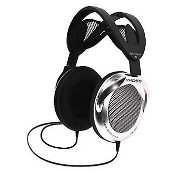 """Koss Stereo OverEar Headphones """"UR40"""", Silver"""
