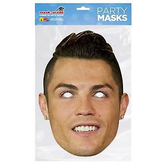 Cristiano Ronaldo Party Mask