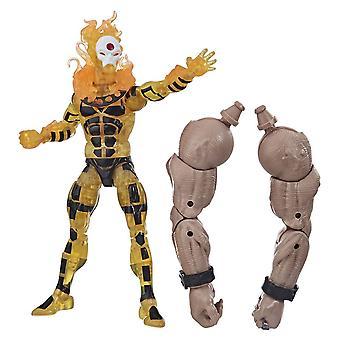 X-Men: Age of Apocalypse Sunfire (Marvel Legends) 15cm Action Figur