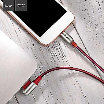 Hoco U17 Capsule&l Type Usb Charging Cable 1.2m 2m For Apple Products