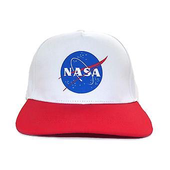 NASA Swish Snapback Cap