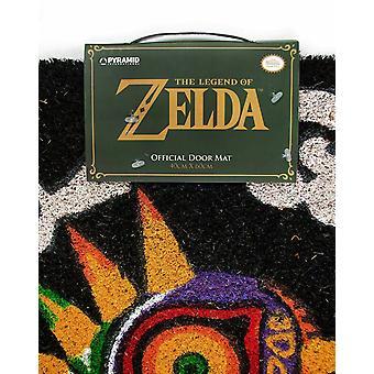 Legend Of Zelda Majoras Mask Door Mat