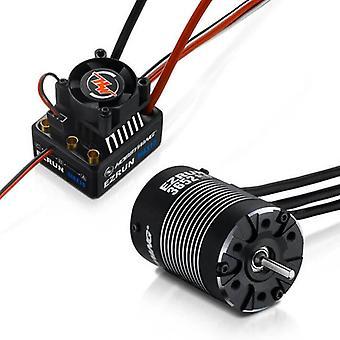 Hobbywing Combo Max10 Esc 3652Sl 5400Kv Motor