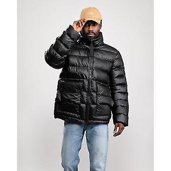 Hunter Hunter Rubberised Mens Puffer Jacket