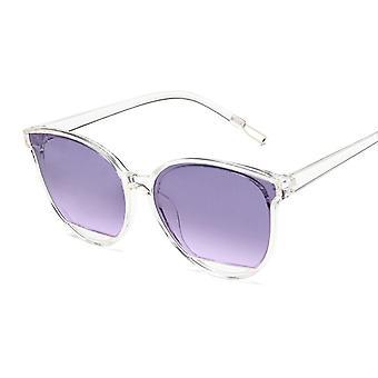 Fashion Sunglasses Metal Mirror Classic Vintage Uv400