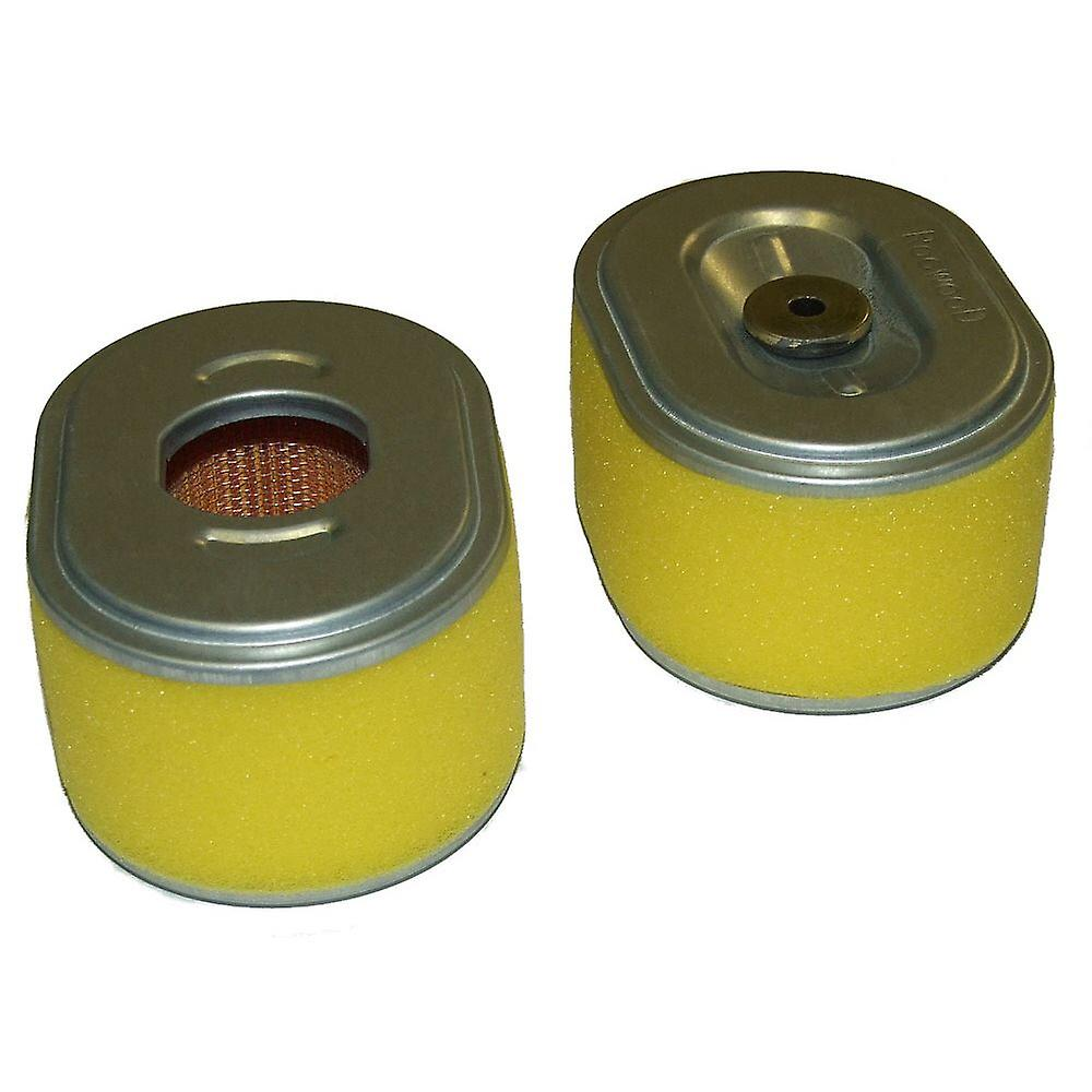 Pack Of 2 Non Genuine Air Filter Compatible With Honda Spares GX110 GX120
