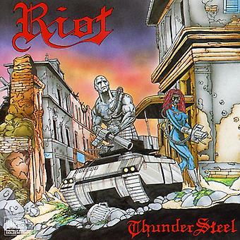 Rel - Thundersteel [CD] USA importeren
