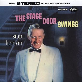Stan Kenton - importation USA Stage Door balançoires [CD]