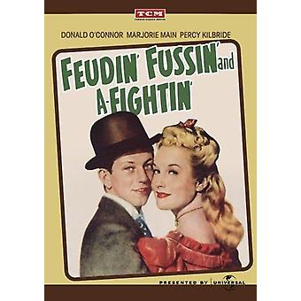 Feudin Fussin & a-Fightin [DVD] USA import