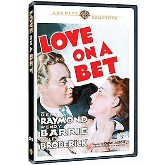 L'amour sur une importation USA Bet [DVD]