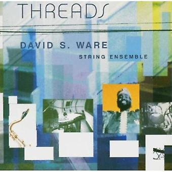 David S. Ware - trådar [CD] USA import