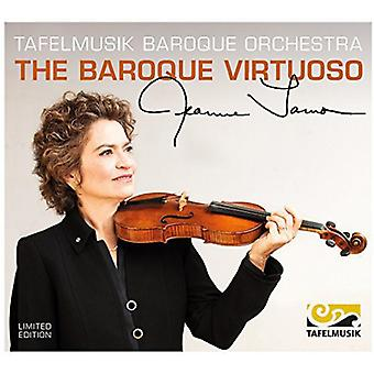 Bach - barock virtuos [CD] USA import