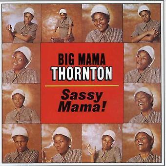 Big Mama Thornton - Sassy Mama! [CD] USA import