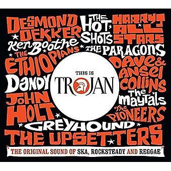 Dit Is Trojan - deze Is Trojan [CD] USA import