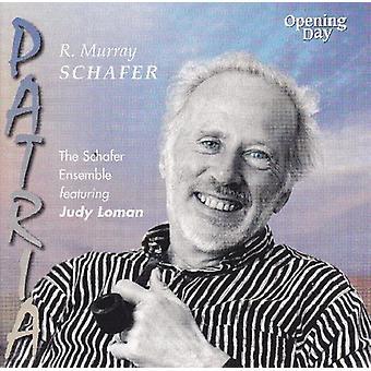 Schafer Ensemble - R. Murray Schafer: Patria [CD] USA import