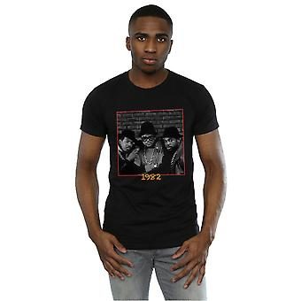 Run DMC Men's 82 Picture T-Shirt