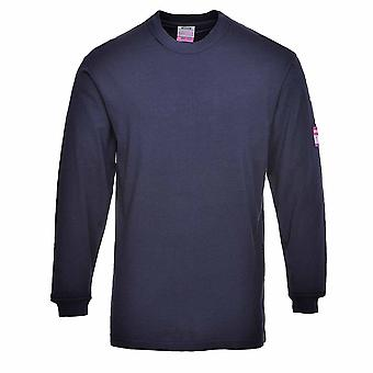 Portwest - Flame Resist Anti-Static Long Sleeve T-Shirt