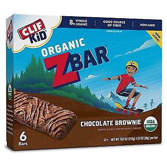 Clif Kid Organic Z Bar Chocolate Brownie