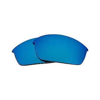 Polarized Replacement Lenses for Oakley Flak Jacket Sunglasses Blue Anti-Scratch Anti-Glare UV400 by SeekOptics