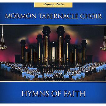 Mormon Tabernacle Choir - Legacy Series: Hymns of Faith, Vol. 1 [CD] USA import