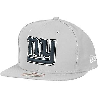 New Era 9Fifty Snapback Cap - NFL New York Giants grau