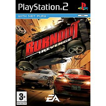 Burnout Revenge (PS2) - New Factory Sealed