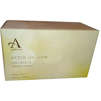 Arran After the Rain Boxed Saddle Soap 100g