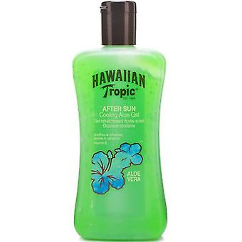 Hawaiian Tropic Gel Rinfrescante Doposole con Aloe Vera 200 ml