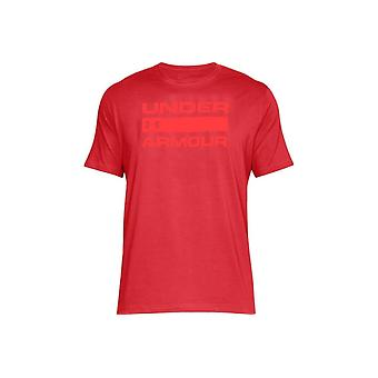 Under Armour Team Issue wordmark 1314002-600 Miesten T-paita