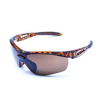 Wenger X-Kross sport frame comfort glasses eyeglasses OFL1010. 03 reassures women Havana