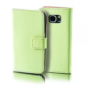 Pocket wallet premium green-to Wiko Lenny 2 (not Lenny 1)