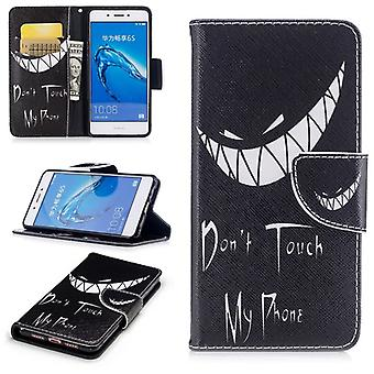 Tasche Wallet Motiv 22 für Huawei Honor 6C / Enjoy 6S Hülle Case Etui Cover Schutz Cover