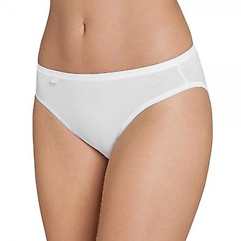 Sloggi Women EverNew Tai Brief, White, Size 14
