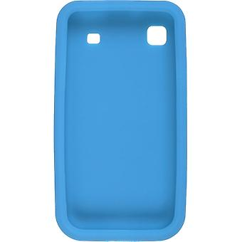 5 Pack - Wireless Lösungen Silikon Gel Fall für Samsung Galaxy S 4G T959 (Aqua Blue)