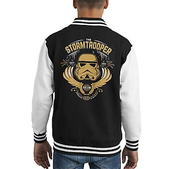 Original Stormtrooper Pub und Inn Kid Varsity Jacket